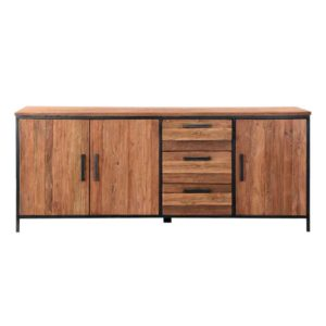 Sideboard Industrial jepara Furniture Indonesia