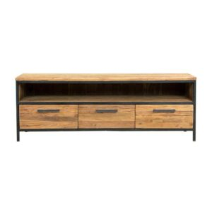 TV Stand Industrrial jepara Furniture Indonesia