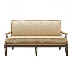Sofa 3 Seaters Classic Jepara furniture Indonesia