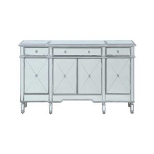sideboard mirrored jepara furniture indonesia