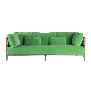 rattan sofa 3 seaters furniture